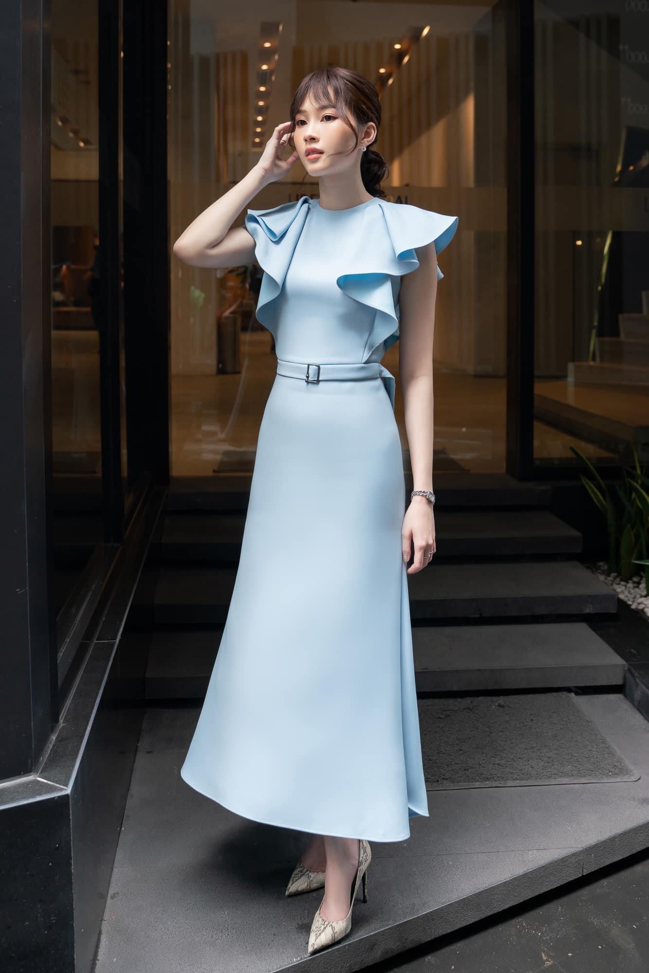 Đầm body thiết kế sang trọng cao cấp